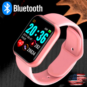 Reloj Inteligente Smart Watch Mujer Hombre Bluetooth For Android LG Universal*