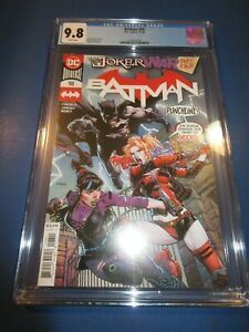 Batman #98 Joker War CGC 9.8 NM/M Gorgeous Gem Wow