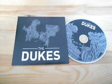 CD Indie The Dukes-resiliant Lovers (5) canzone PROMO unibrows United/PIAS CB