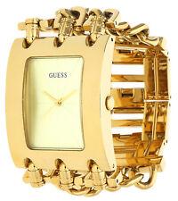 Guess Damen Armbanduhr gold EBW0314L2