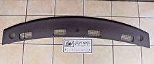 02-05 Dodge Ram 1500 2500 3500 Upper Dashboard Panel Trim Slate Gray Mopar OEM