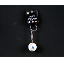 Los Angeles Dodgers Ball keychain - FREE SHIPPING