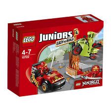Lego 10722 Juniors Resa dei Conti con il Serpente