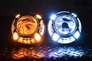 Morimoto HID Mini D2S H11B XB35 2.0 Complete Headlight Retrofit Kit w/Shrouds
