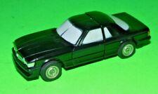 VINTAGE 1984 BANDAI TOYS BLACK MERCEDES DIECAST CAR GOBOT TRANSFORMER JAPAN