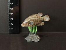Yujin Kaiyodo Freshwater Fish Japanese Aucha Perch Figure New