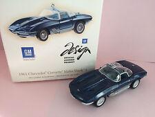 2007 Hallmark 1961 CHEVROLET CORVETTE MAKO SHARK I Ornament NEW MIB