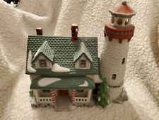 Dept. 56: Craggy Cove Lighthouse - New England Village