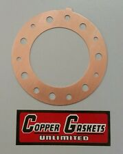 "HONDA CR500 COPPER HEAD GASKET 1985 89MM X 1.06MM  .042"" THICK"