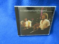 ROD STEWART UNPLUGGED AND SEATED CD W/GUEST RON WOOD FROM ROLLING STONES