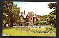 C1970s View of 19th Century house Bryn Asaph-Arts & crafts appearance, Wales