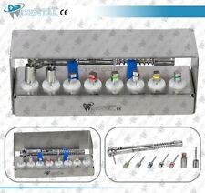 Nobel Biocare Zimmer Astra System Dental Implant Prosthetic Kit Driver With Box