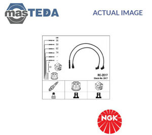 NGK IGNITION CABLE SET LEADS KIT 2917 P NEW OE REPLACEMENT