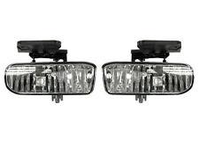 DEPO 99-02 GMC Sierra Pickup Truck Replacement Fog Light Set Left + Right