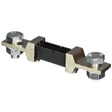 Amp Ammeter DC 300A 75mV Current Measure Shunt Resistor HY