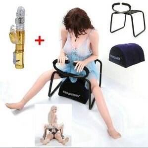 Toughage Cozy Detachable Bouning Chair Inflat Pillow Couples Furniture AU Stock