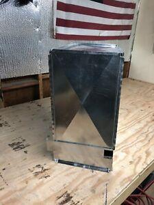 "20X20X23.5 W/4"" Filter Rack Return Air Duct Plenum-26 Gauge, HVAC Duct Work"