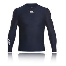 Abbiglimento sportivo da uomo biancheria intima blu taglia L