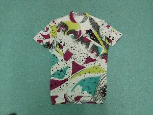 Unbranded Large Mens Multicoloured Cycle Jersey