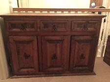 Handmade Dark Wood Tone Sideboards, Buffets & Trolleys