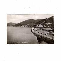 AK Ansichtskarte Edersee / Sperrmauer mit Blick auf Schloss Waldeck - 1960
