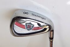 Slazenger TPT 8 Iron Regular Flex Steel Shaft Slazenger Grip