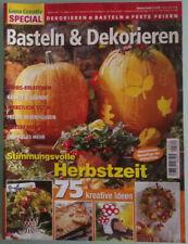 Lena Creativ Special - Basteln & Dekorieren: Stimmungsvolle Herbstzeit: 75 Ideen