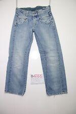 G-Star S.c. radar low loose jeans usato (Cod.D1255) Tg.44 W30 L30 uomo boyfriend