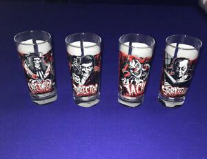 Universal Studios Halloween Horror Nights 2020 Glasses PICK 1 JACK STORYTELLER