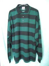 Men's Striped Long Sleeved Sweatshirt