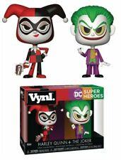 FUNKO VYNL - DC The Joker & Harley Quinn - Vinyl Figures NEW