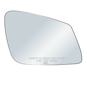 Passenger Side Mirror Glass Fits BMW 228I 230I 240I 320I 328D Auto Dim Adhesive