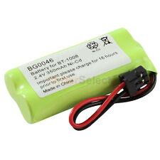 Cordless Home Phone Battery 350mAh NiCd for Uniden BT-1008 BT1008 BT-1016 BT1016