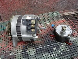 ford transit Alternator, 2.5 Diesel, With Hydraulic Pump.