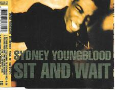 SYDNEY YOUNGBLOOD - Sit and wait CDM 3TR UK 1989 (CIRCA) House Synth-Pop
