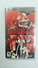 Shin Megami Tensei Persona 2: Innocent Sin (PlsyStation Portable, PSP) Brand New