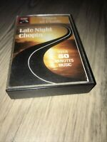 Miles Of Music Late Night Chopin Cassette Tape