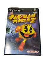 Pac-Man World 2 (Sony PlayStation 2 PS2, 2002) Complete CIB