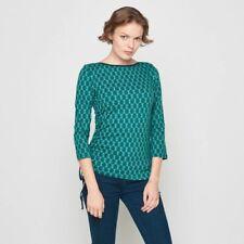 Tranquillo Shirt Bio Baumwolle Cilia Rot bordeaux orange rot organic W18C2