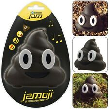 Jamoji Protable Speaker Poop Bluetooth Wireless USB Rechargeable Battery Stereo