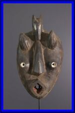 MASQUE MOSSI AFRICAN TRIBAL ART AFRICAIN ARTE AFRICANA AFRIKANISCHE KUNST **