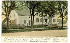 Woodbridge NJ - OLD CROSS KEYS TAVERN-WHERE GEORGE WASHINGTON STOPPED- Postcard