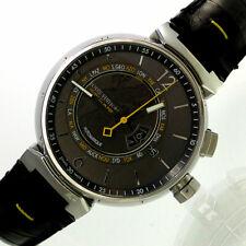 Louis Vuitton Tambour Heures du Monde, Herrenarmbanduhr,  GMT, Ref.: Q10550