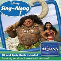 Various Artists - Disney Sing-Along: Moana (NEW CD)