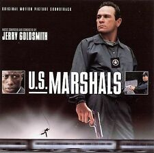 U.S. Marshals by Jerry Goldsmith new CD OOP soundtrack