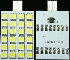 6 x JAYCO 24 LED T10 INTERIOR WEDGE LIGHT BULB  leds caravan 4x4 camping 12v