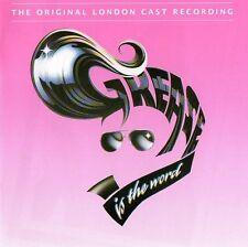GREASE - CRAIG McLACHLAN / DEBBIE GIBSON - ORIGINAL LONDON CAST - SOUNDTRACK CD