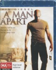 A Man Apart (Blu-ray, 2013)  - Vin Diesel, Timothy Olyphant, Larenz Tate