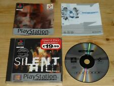 SILENT Hill-PlayStation 1 (PS1)