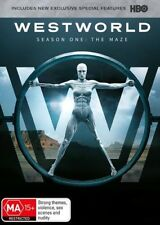 WESTWORLD : Season 1 : NEW DVD